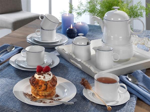 Jeverland Kleine Brise Tee-Service von Friesland